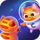 空间猫的演变:小猫在银河系统收集