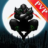 恶魔战士: Stickman Shadow - Fight Action RPG