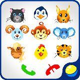 童装宝宝手机与动物