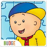 的拼图之家 Caillou House of Puzzles