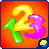儿童游戏:数字