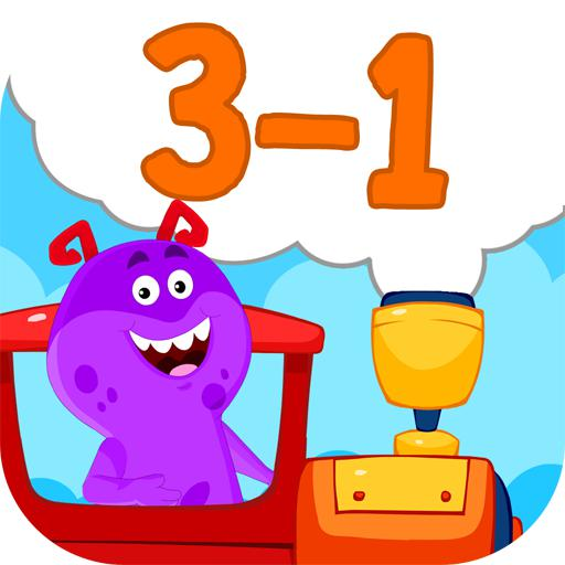 1st Grade Math Games - Learn Subtraction & Numbers