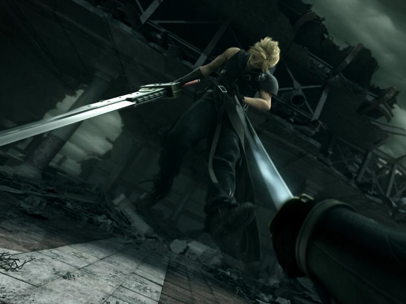 最终幻想圣子降临 逼真华丽的打斗场面