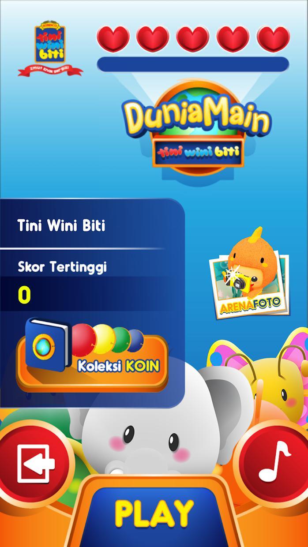 Dunia Main Tini Wini Biti 游戏截图2
