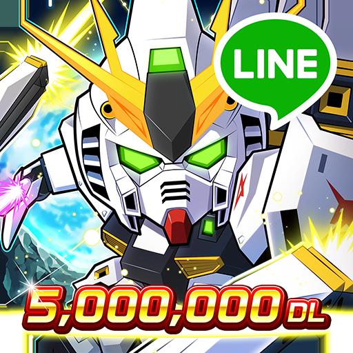LINE: 高达大乱斗