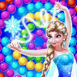 冰雪公主拯救王国 - 泡泡大战