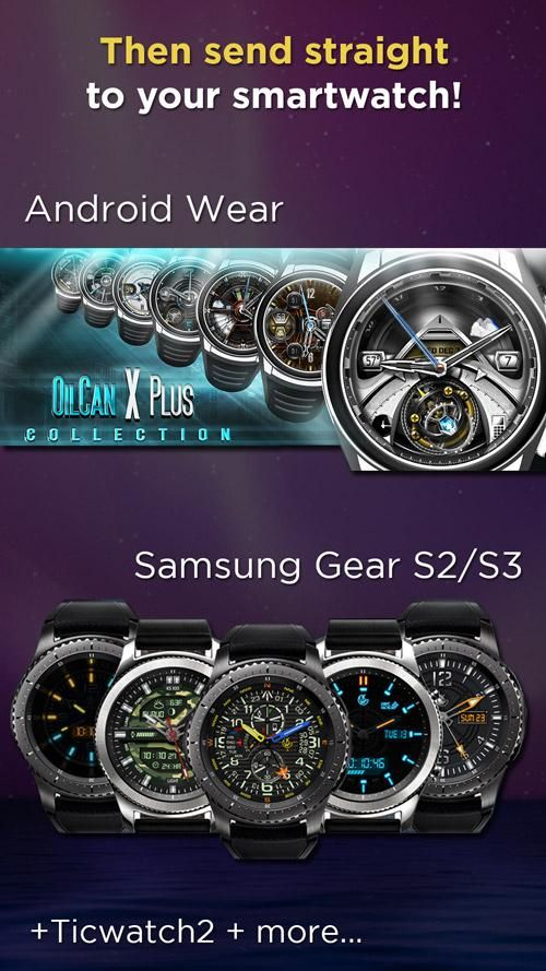 WatchMaker Watch Faces 游戏截图4