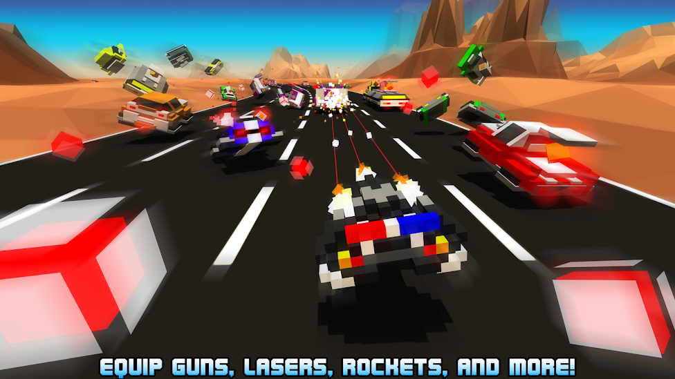 极速飞船 Hovercraft:高端大气上档次,物理效果好的一批的竞速游戏 图片1