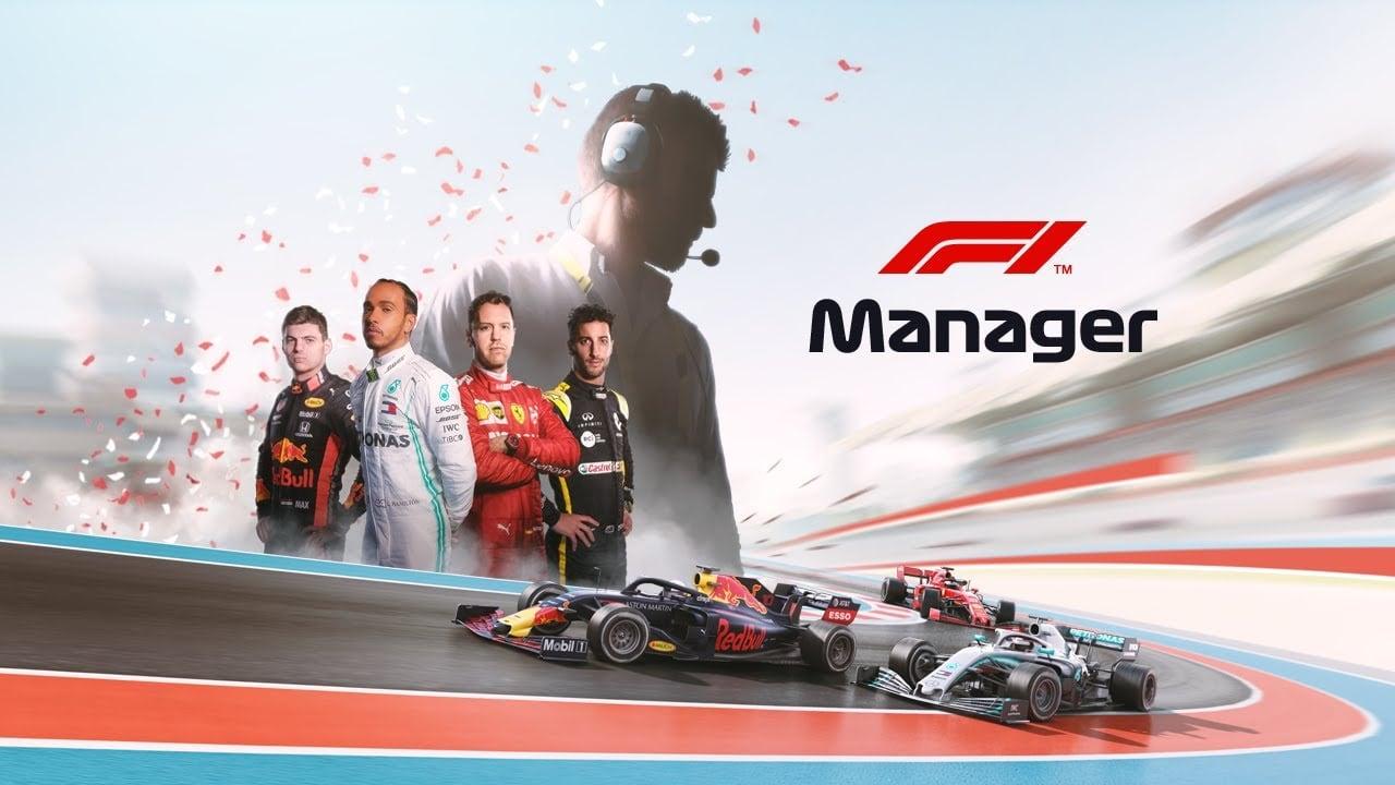 F1 赛车经理 F1 Manager:首款官方授权的F1赛车管理策略手游