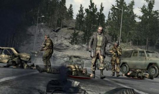 真实的现代战争游戏 第三次世界大战