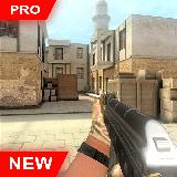 Combat Strike PRO: FPS  Online Gun Shooting Games