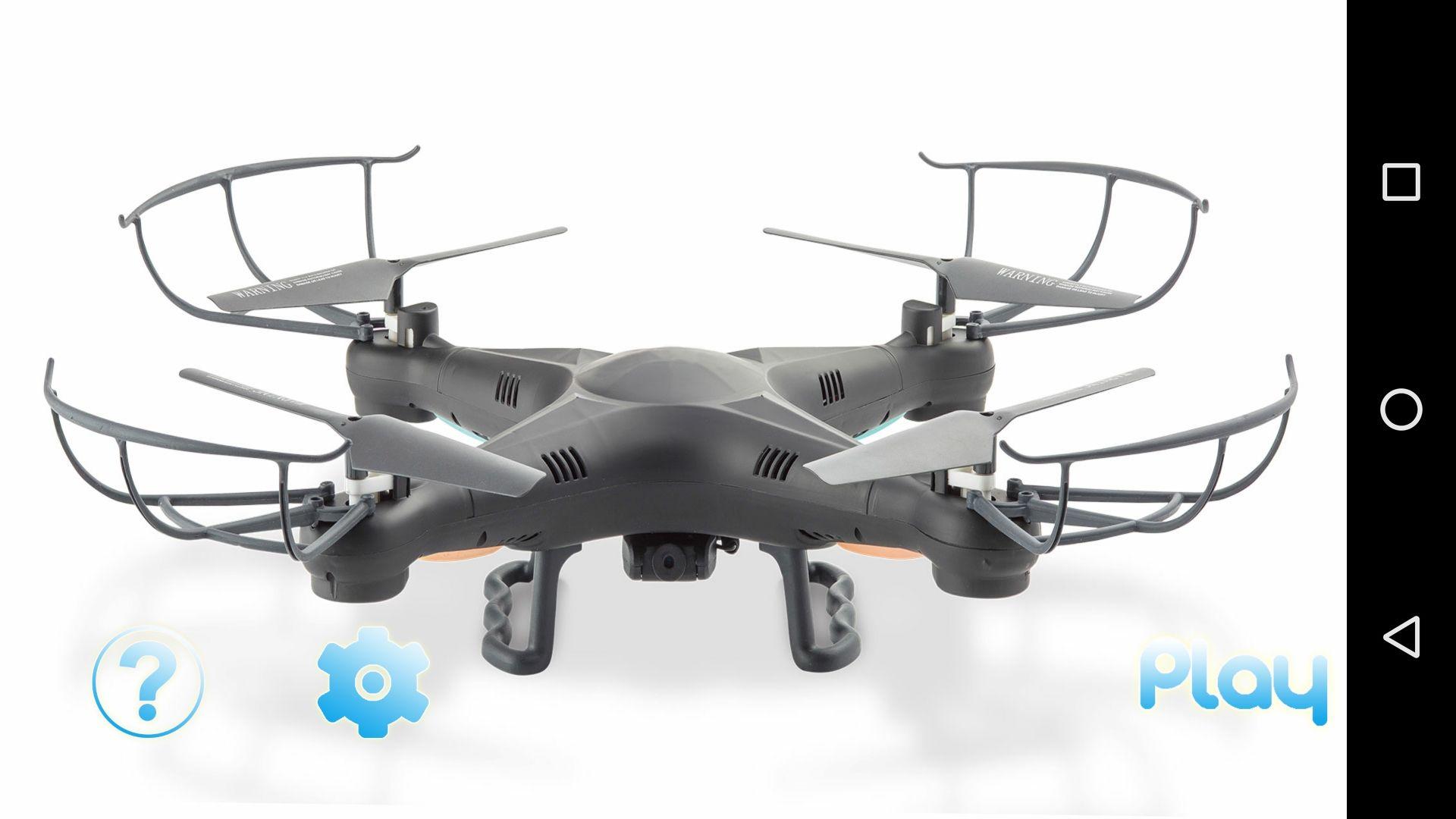 UGO drone 游戏截图1