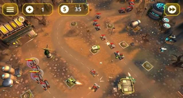 现代战争策略页游戏有没有网页版呢?