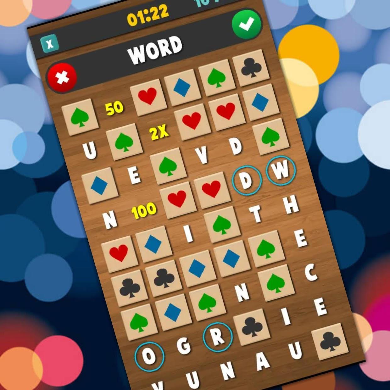 Word Crush PRO 游戏截图2