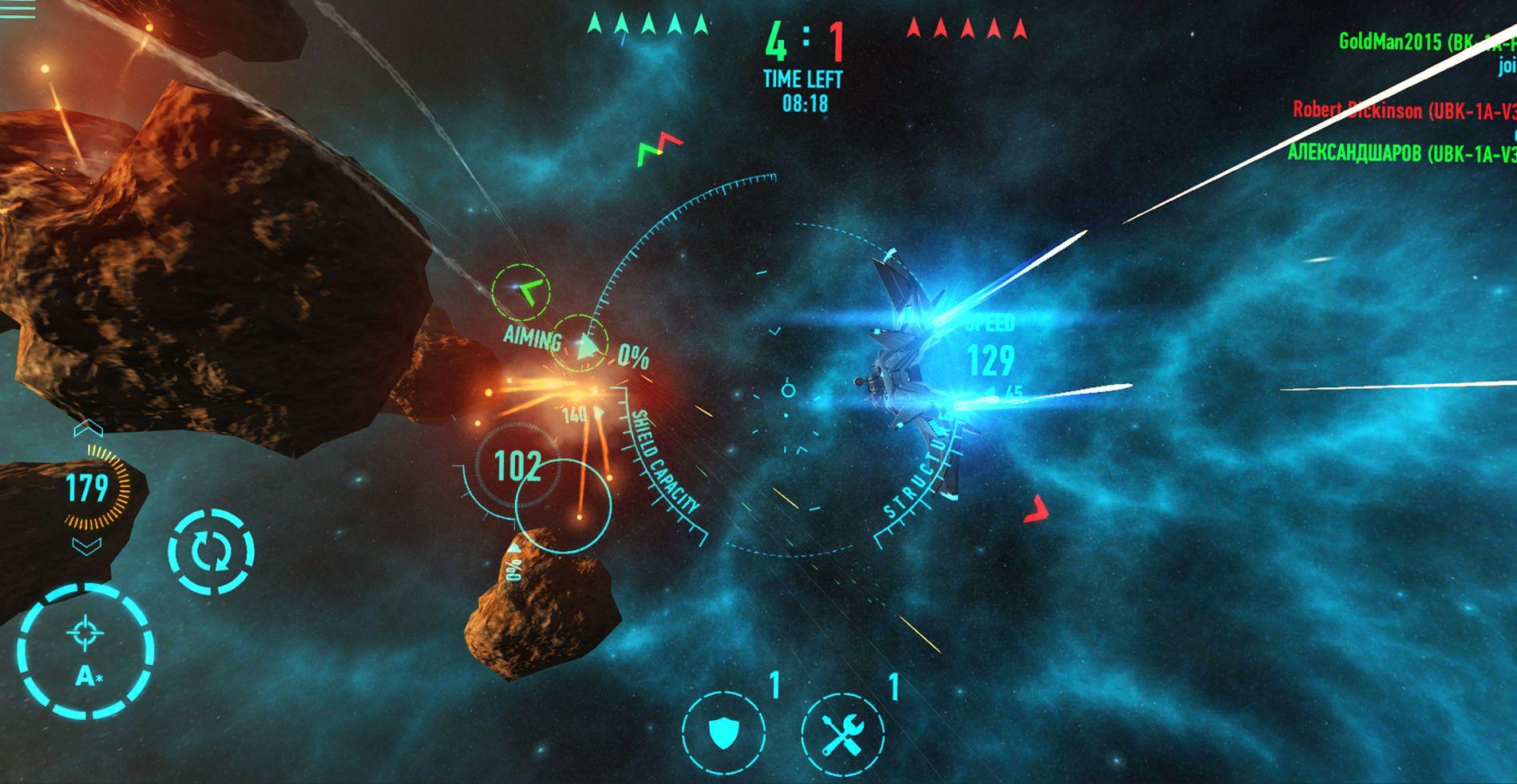 Star Combat 游戏截图4