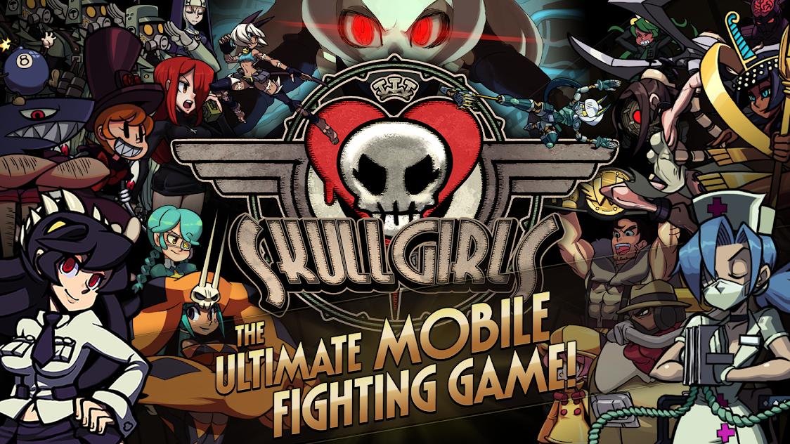 骷髅女孩 Skullgirls:Steam移植佳作!超越神作潜力的格斗游戏