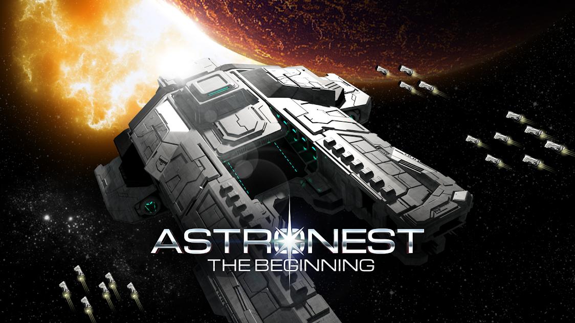 太空王国 ASTROKINGS:著名科幻小说家参与制作的MMO实时战略游戏