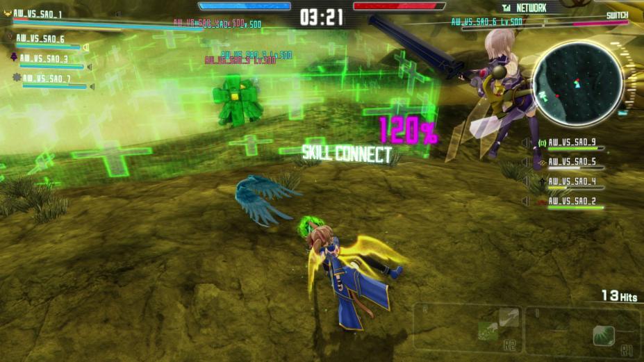 关于刀剑神域游戏世界线的UW 刀剑神域这些游戏你玩过几个