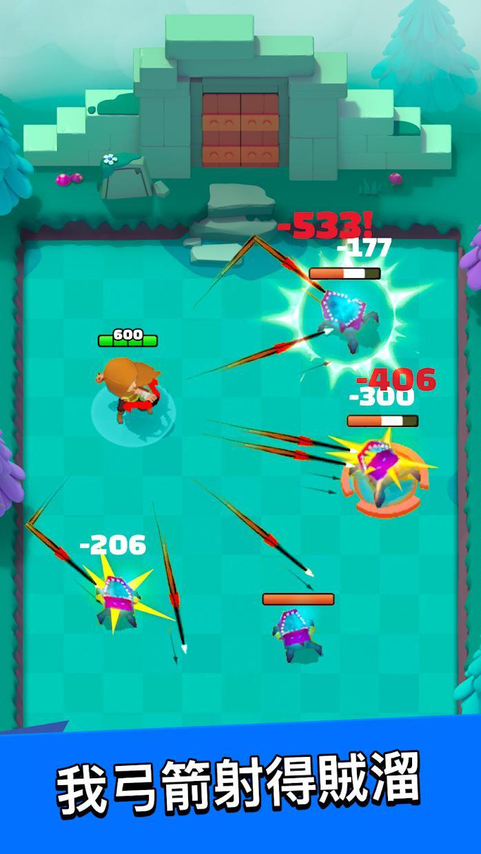 弓箭传说时间收益天赋使用攻略 图片2