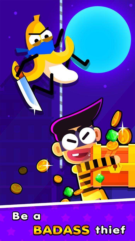 小偷对决 游戏截图1