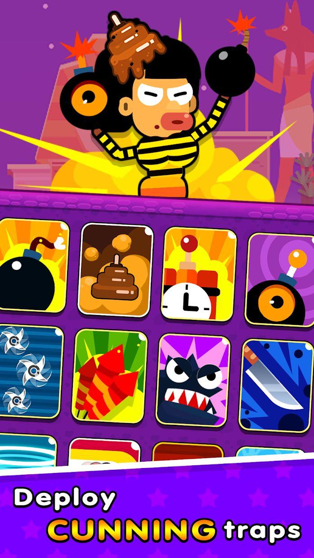 小偷对决 游戏截图2