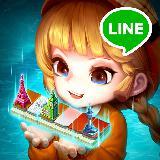 LINE 旅游大亨