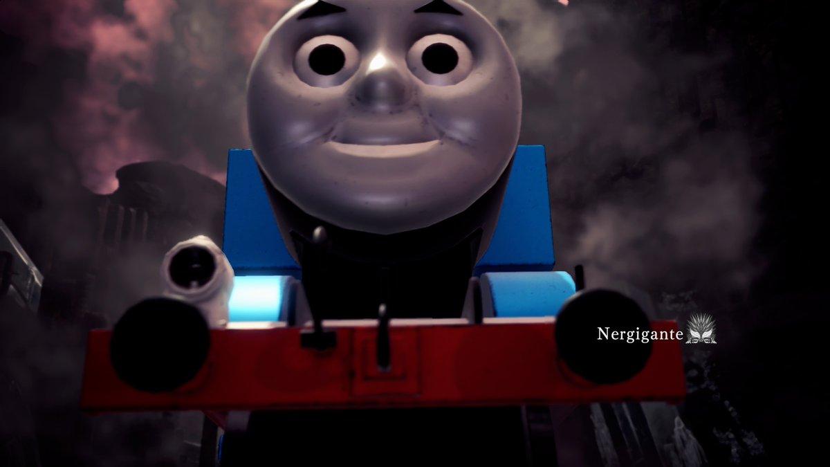 小朋友的托马斯火车,为何穿越到大人的游戏里?