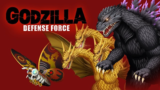 哥斯拉防御战 Godzilla Defence Force:收录1954年至今最全的哥斯拉与怪兽