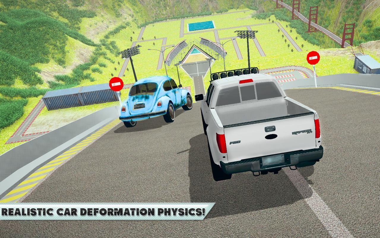 一玩车祸驾驶模拟器:梁车跳竞技场手机耗电、发烫严重