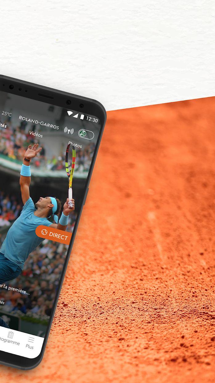 Roland-Garros Officiel 游戏截图2