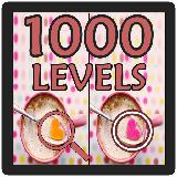Five Differences 1000 levels  , Jigsaw puzzles