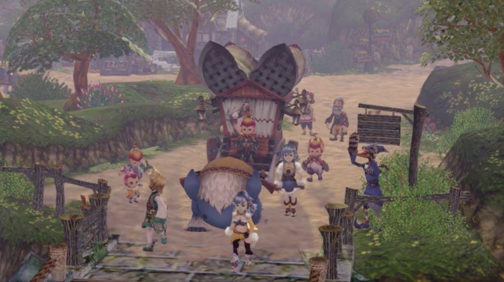 最终幻想 水晶编年史 高清版 游戏截图2