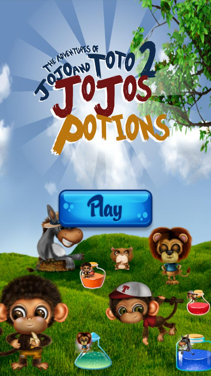 JoJo's Potions - Adventures of JoJo and ToTo 2 游戏截图4