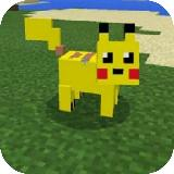 Yellow Pixelmon  Mod  for MCPE
