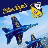 Blue Angels: Aerobatic Flight Simulator