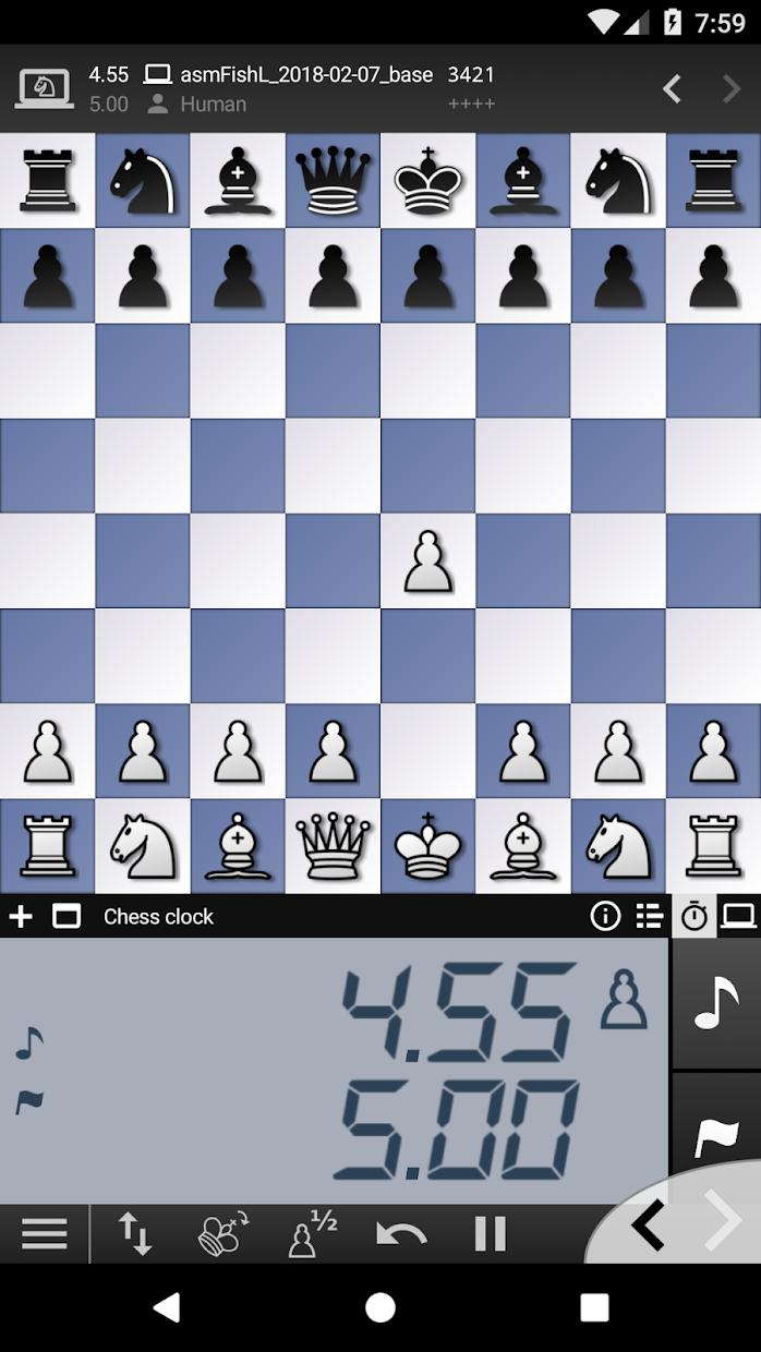 Chess Engines Collection 游戏截图2