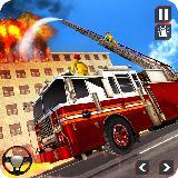 消防车驾驶救援911消防车游戏