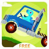 Dinosaur Truck Free