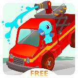 Fire Truck Rescue Free