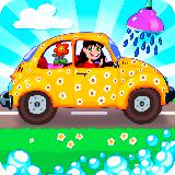 A FREE Car Wash Game - For Kids