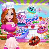 Sweet Donut Maker - Crazy Cooking Bakery Shop