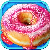 我的甜甜圈店 – 成为一名超级大厨!
