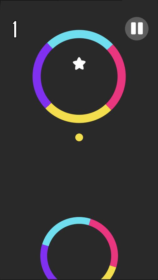 Color Jump 游戏截图1