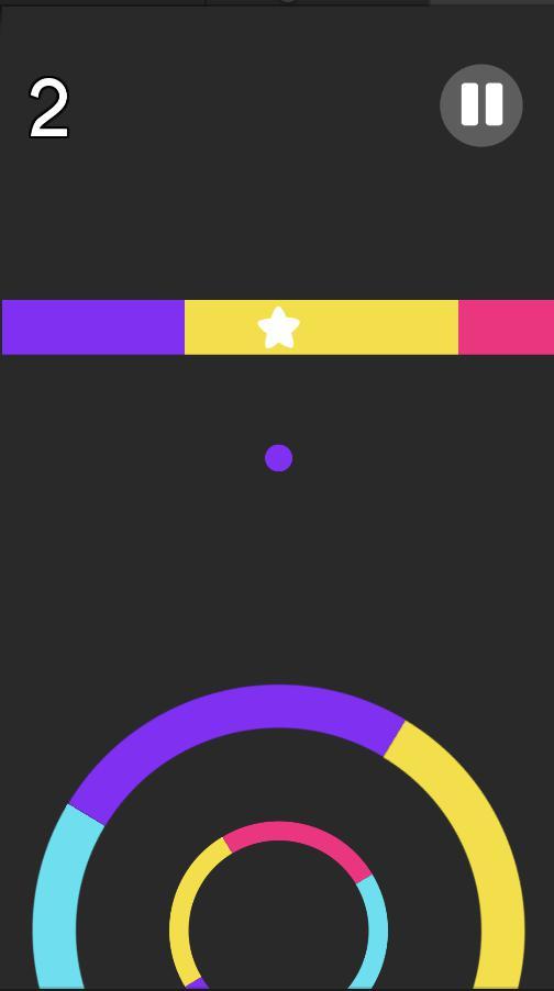 Color Jump 游戏截图3