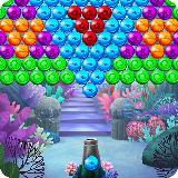Atlantis Pop Bubble Shooter