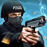 市警察局犯罪枪战