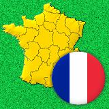 French Regions - Capitals and Maps of France Quiz