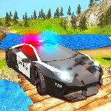 Police Car Driver Offroad