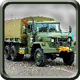 Army Transport Truck Drive