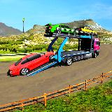 Car Transport Truck Free Games: Car transportation
